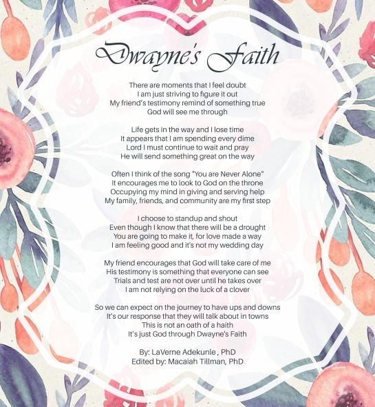Dwaynes Poem