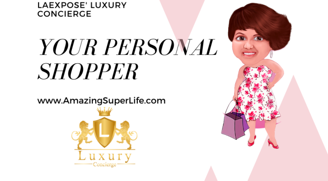 laExpose' launches luxury concierge services