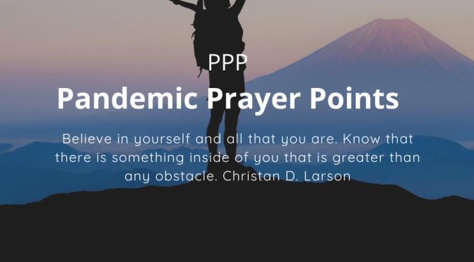 Prayer Points Ebook
